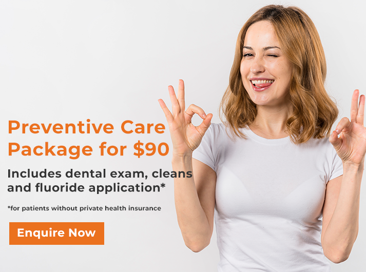 preventive care packacge banner home canley heights