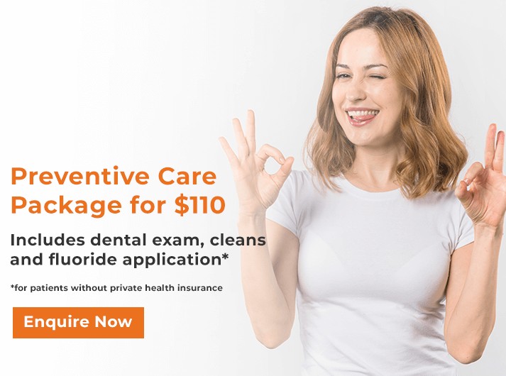 preventive care packacge banner canley heights