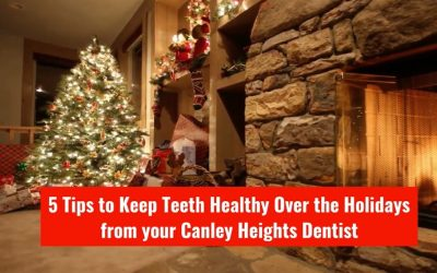 5 Tips To Keep Teeth Healthy Over The Holidays From Canley Heights Dental Care