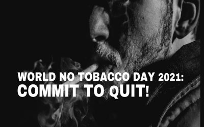 World No Tobacco Day 2021 in Canley Heights: Commit to Quit!