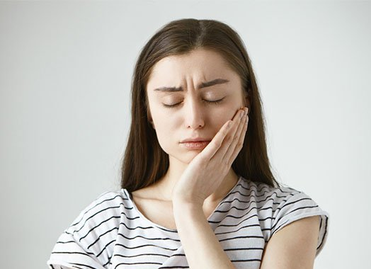 symptoms of osteonecrosis of the jaw canley heights